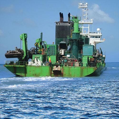 sea-surveying